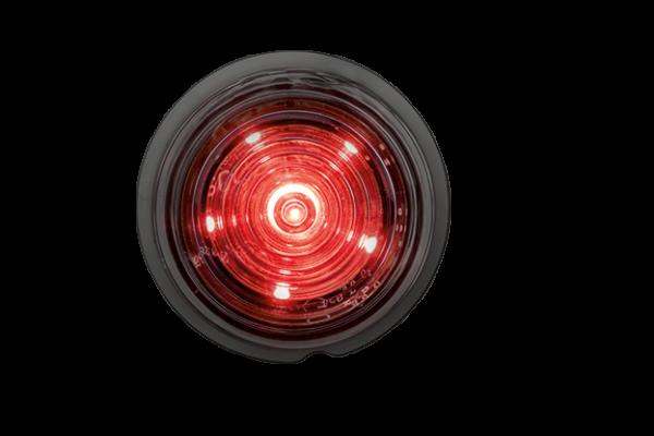 Dark Knight VIKING LED-unit Rood
