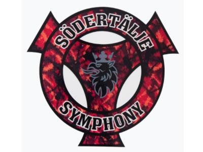 sticker - Södertälje Symphony rood