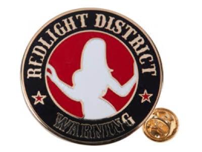 Pin - Redlight District