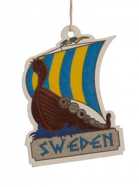 Sweden Vikingboot - Air Freshener